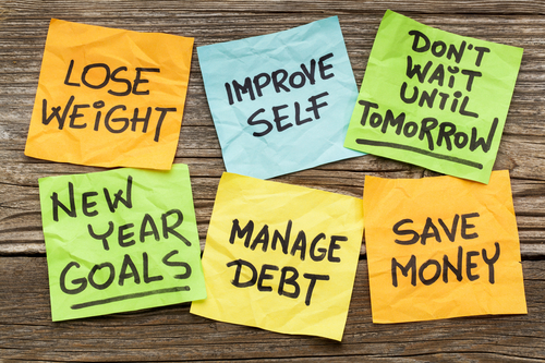 Keep Your New Year's Resolutions by Following These 6 Guidelines