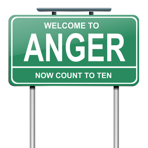 Control Your Anger by Following These Steps